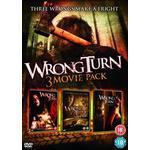 Wrong turn film Wrong Turn Triple Pack [DVD]
